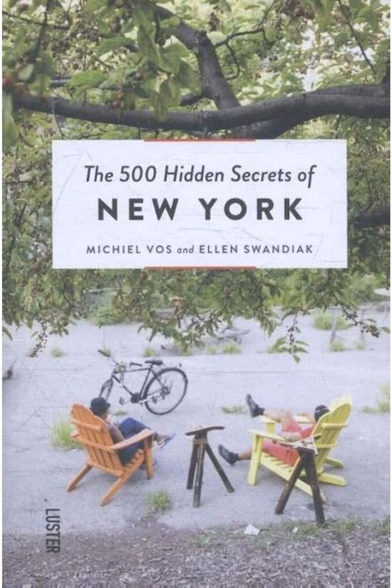 Luster 500 Hidden Secrets Of New York 2019