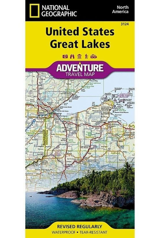 National Geographic Usa Great Lakes 2017