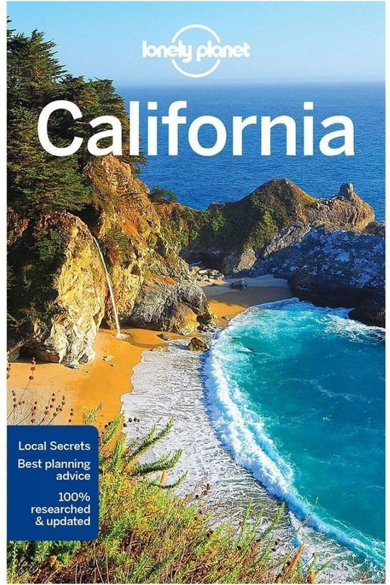 Lonely Planet California 8 2018