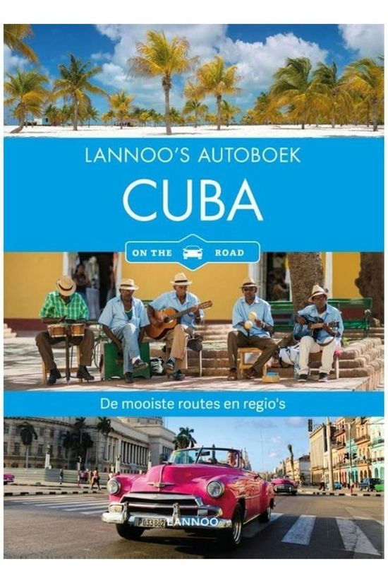Lannoo Cuba Autoboek - On The Road 2018