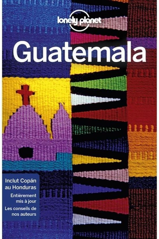 Lonely Planet Guatemala 9 2019