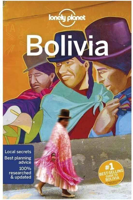 Lonely Planet Bolivia-9          N06/2019 2019