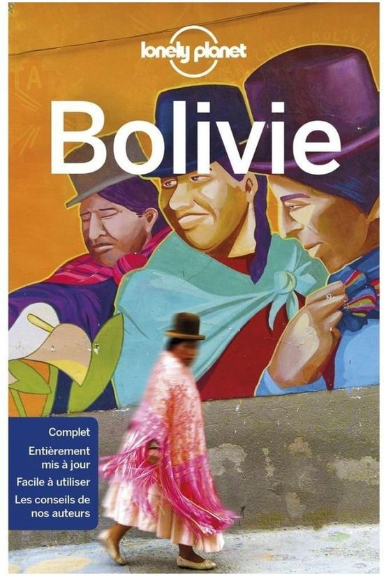 Lonely Planet Bolivie 7 2019