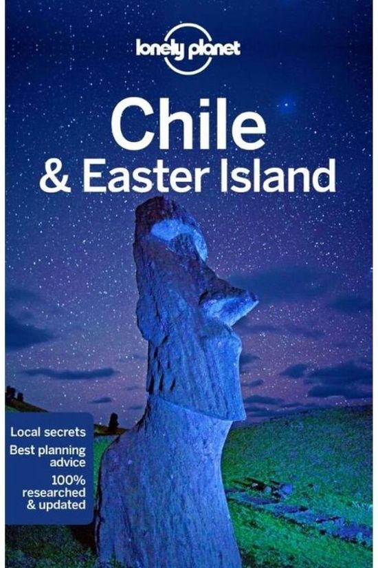Lonely Planet Chile & Easter Island 11 2018
