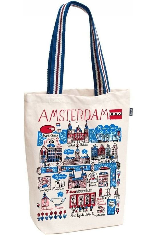 TALENTED Tote Bag Amsterdam Medium 2017