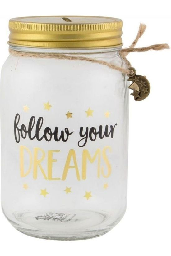 SASS & BELLE Spaarpot Follow Your Dreams 2017