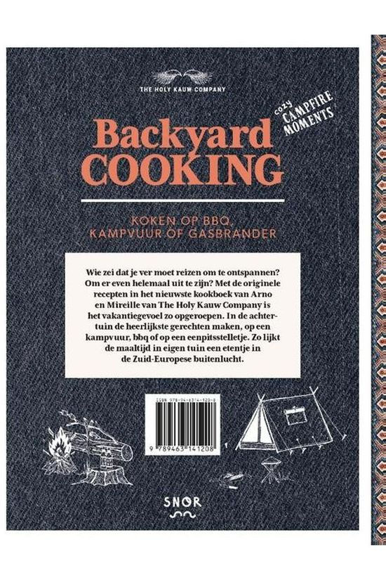 Outdoor Backyard Cooking 2020