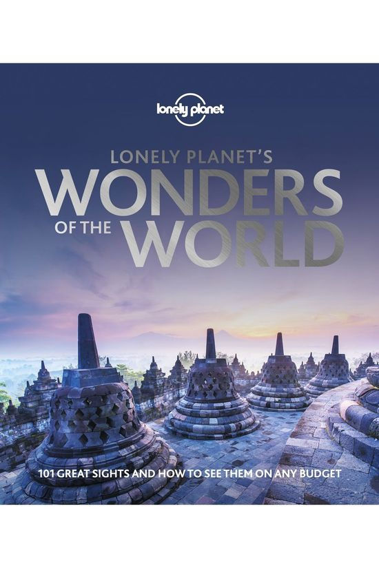 Lonely Planet Wonders Of The World 2019