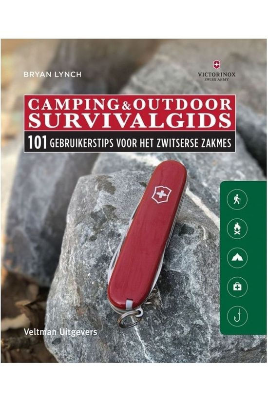 Outdoor Survivalgids Camping & Outdoor 2019