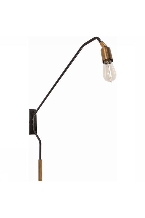 Yaya Home Wall Lamp Pipe Cuivre