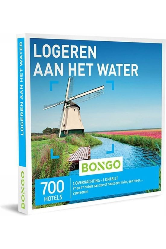 Bongo BONG LOGEREN AAN HET WATER No colour / Transparent