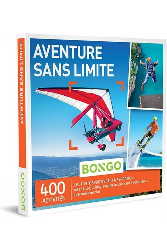 Bongo BONG AVENTURE SANS LIMITE No colour / Transparent