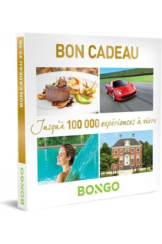 Bongo BONG BON CADEAU 99,90 No colour / Transparent