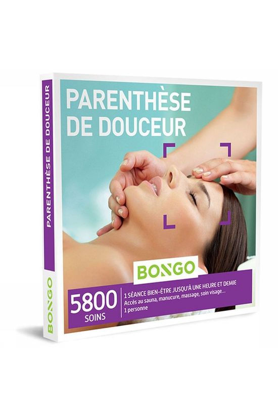 Bongo Bon Parenthese De Douceur Pas de couleur / Transparent