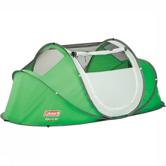Coleman Tent Galiano 2 mid green/white