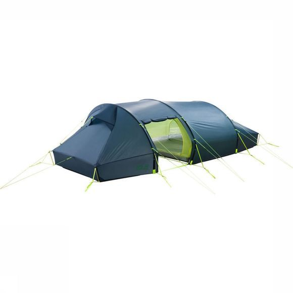 Jack Wolfskin Tent Lighthouse III RT Donkerblauw