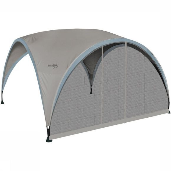 Bo-Garden Tarp Zijwand Voor Party Shelter Medium Met Gaas En Een Deur No Colour