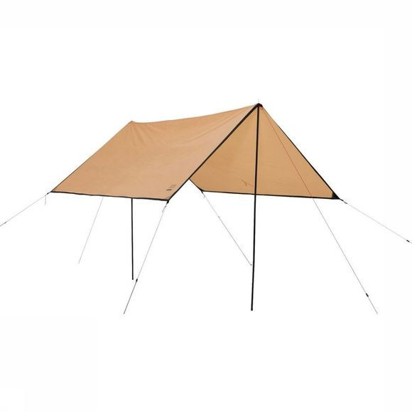 Grand Canyon Tarps Shelter 300 Uv50 Lichtbruin