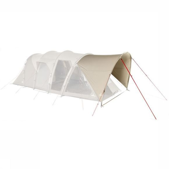 Nomad Tente Auvent Porch Dogon 4 Air Brun Sable