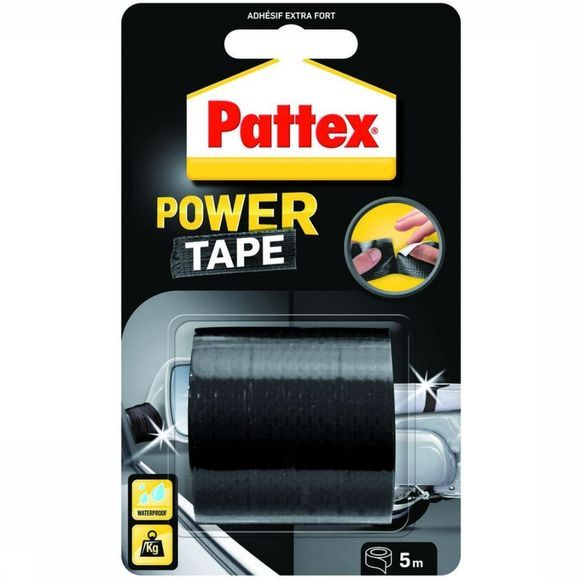 Pattex Miscellaneous Nl Pattex Power Tape 50Mm/5M black