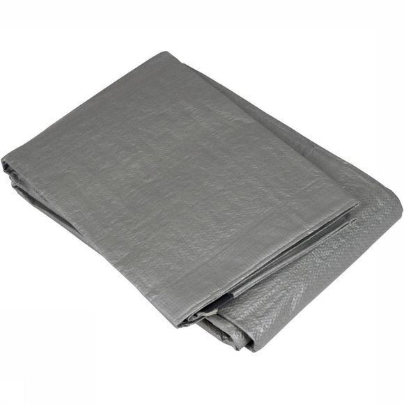 Bo-Camp Accessory Afdekzeil 6 X 4 Meter mid grey