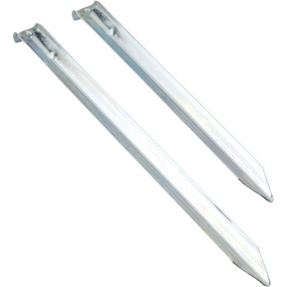 Nordisk Accessory Steel V-Peg No colour / Transparent