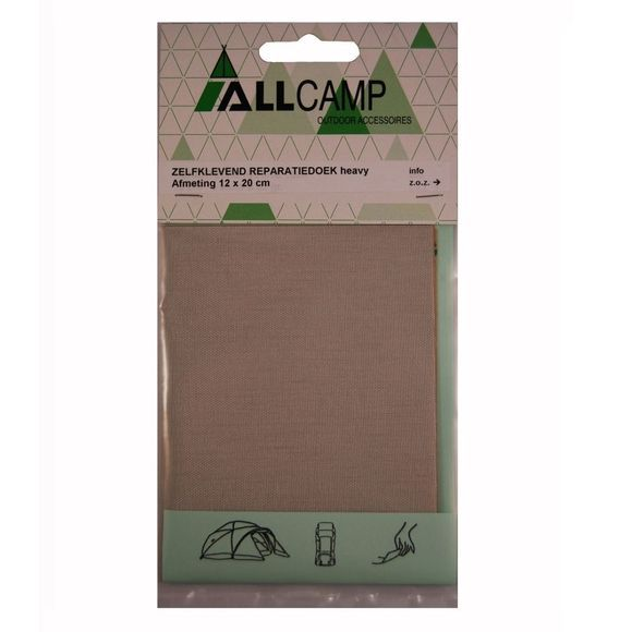 Alldek Miscellaneous Repair Clo12X20Cm Heavy mid grey