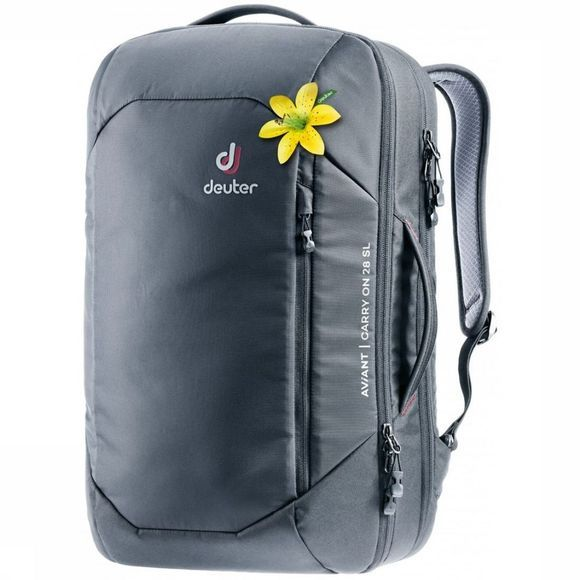 Deuter Dagrugzak Aviant Carry On 28 Sl Zwart