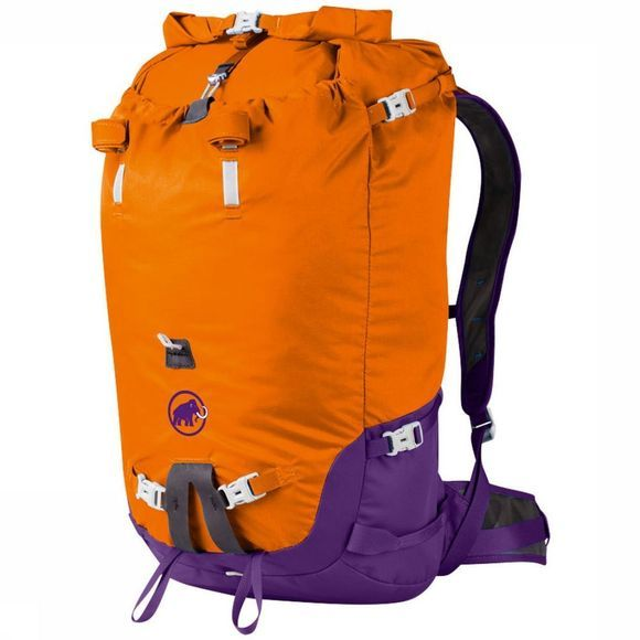 Mammut Tourpack Trion Light 38 + L Oranje/Middenpaars