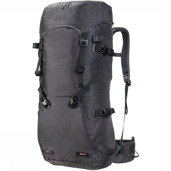 Jack Wolfskin Tourpack Mountaineer 42 dark grey