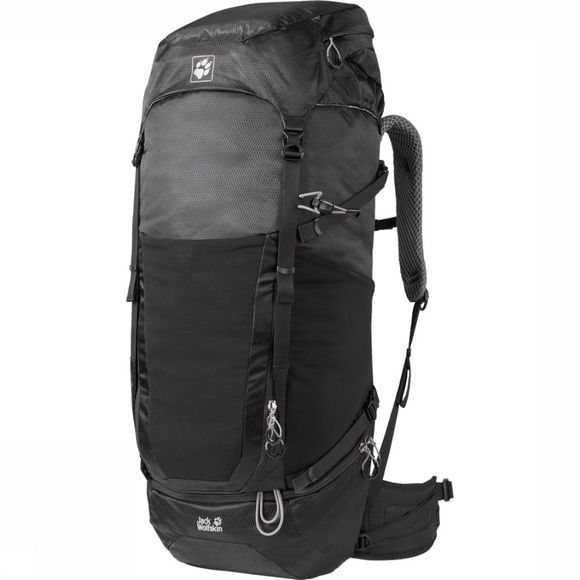 Jack Wolfskin Rugzak Kalari Kingston Kit 56+16 Zwart