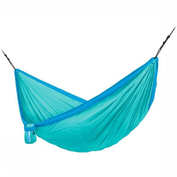 La Siesta Hangmat Colibri 3.0 Single Turkoois