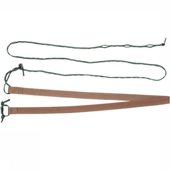 Exped Accessoire Hammock Suspension Kit Middengrijs