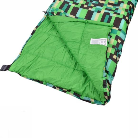 Ayacucho Sleeping Bag Woodstock green