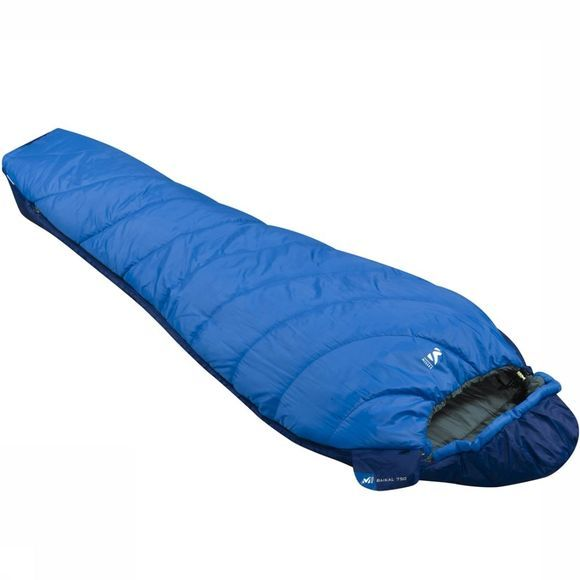 Millet Sleeping Bag Baikal 750 Long blue