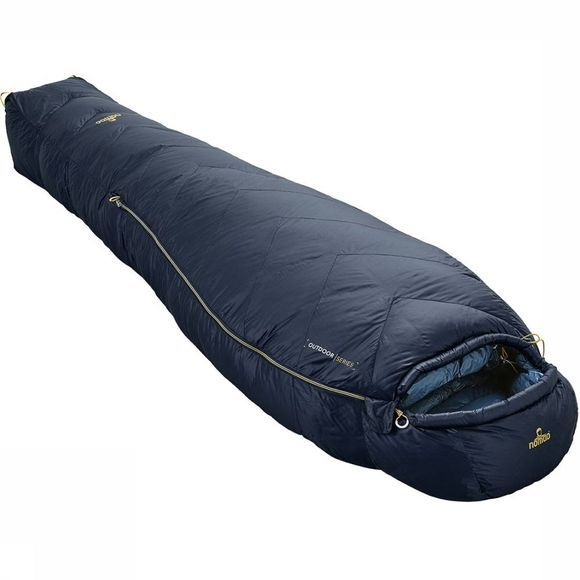 Nomad Sleeping Bag Orion 700 dark blue