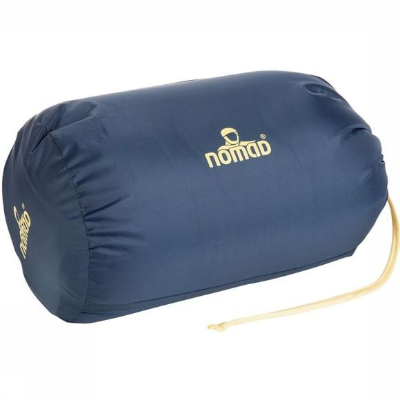 Nomad Kussen Camping Pillow Donkerblauw