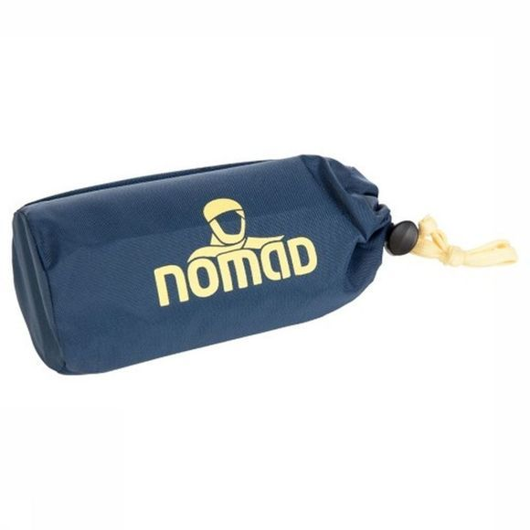 Nomad Pillow Square Rest 12.0 dark blue