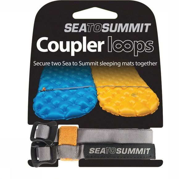 Sea To Summit Diverse Mat Coupler Kit Loops Geen kleur