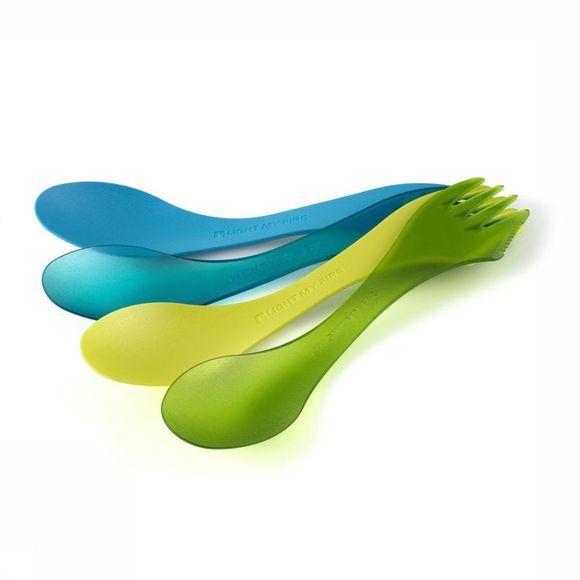 Light My Fire Bestek Spork Original 4-Pack Assortiment
