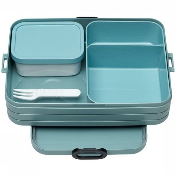 Mepal Voorraadpot Lunchbox Take A Break Bento Large Turkoois