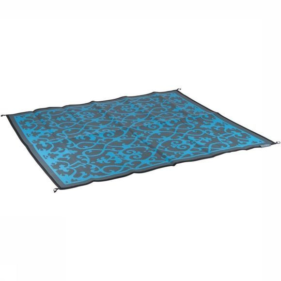 Bo-Leisure Diverse Chill Mat Carpet XL Middenblauw/Donkergrijs