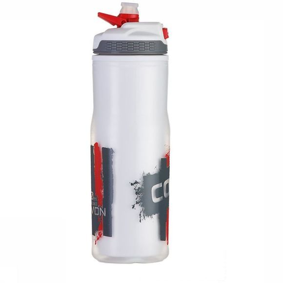 Contigo Drinkfles Devon Insulated 650Ml Wit/Middenrood
