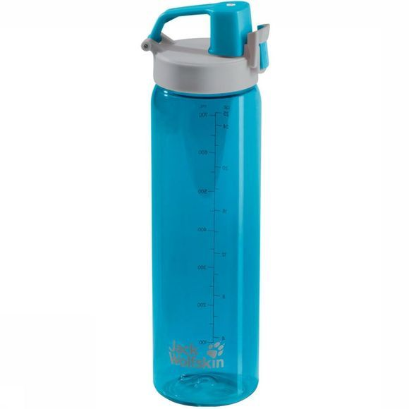 Jack Wolfskin Drinkfles Tritan Bottle 0,7 Turkoois
