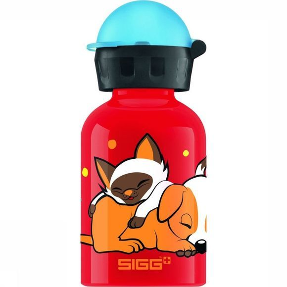 Drink Bottle Dogs Love Cats 0,3L