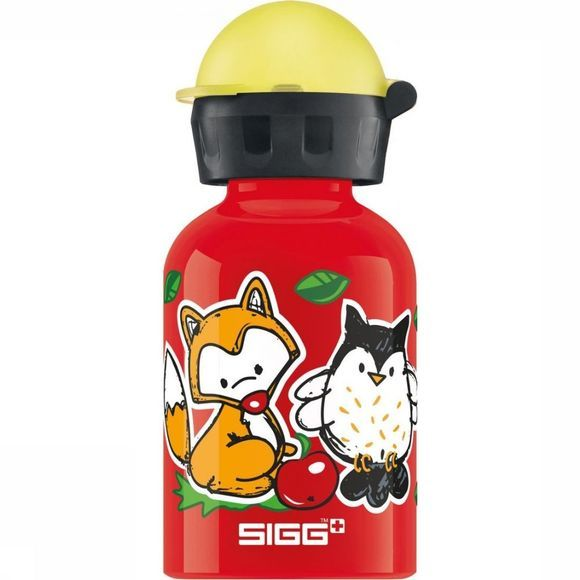 Sigg Drink Bottle Forest Kids 0,3L red/Assortment
