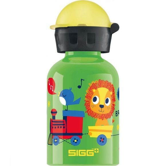 Sigg Drinkfles Jungle Train 0,3L Groen/Assortiment