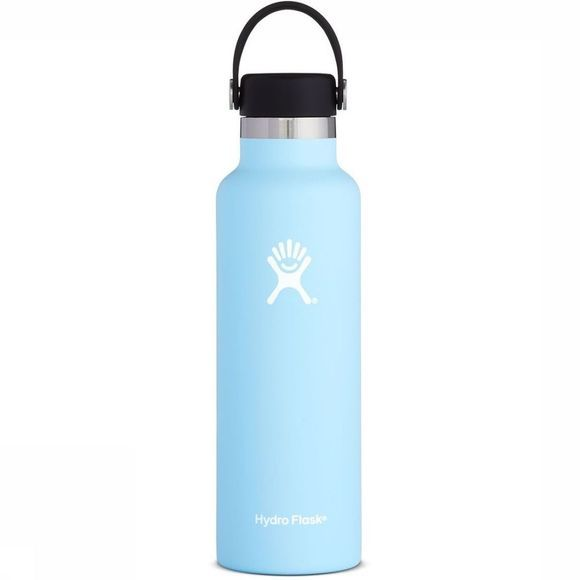 Hydro Flask Isolatiefles 21 Oz Standard Mouth Lichtblauw