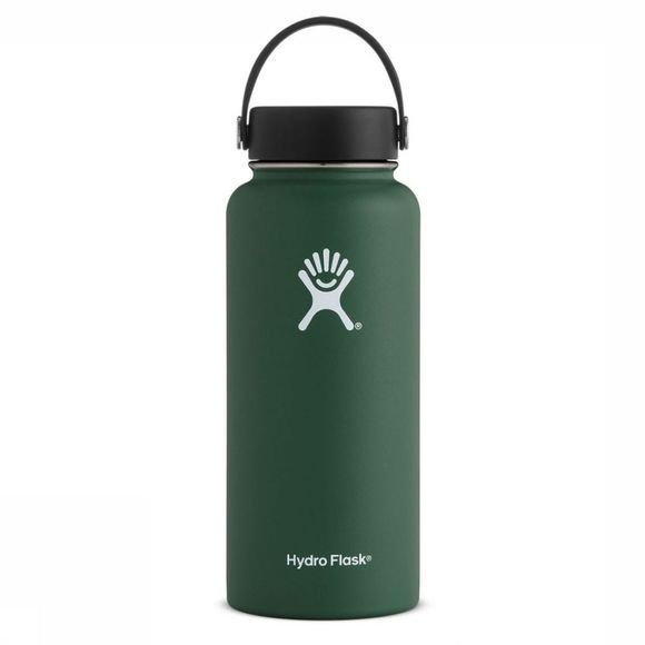 Hydro Flask Isolatiefles 32 Oz Wide Mouth Middenkaki