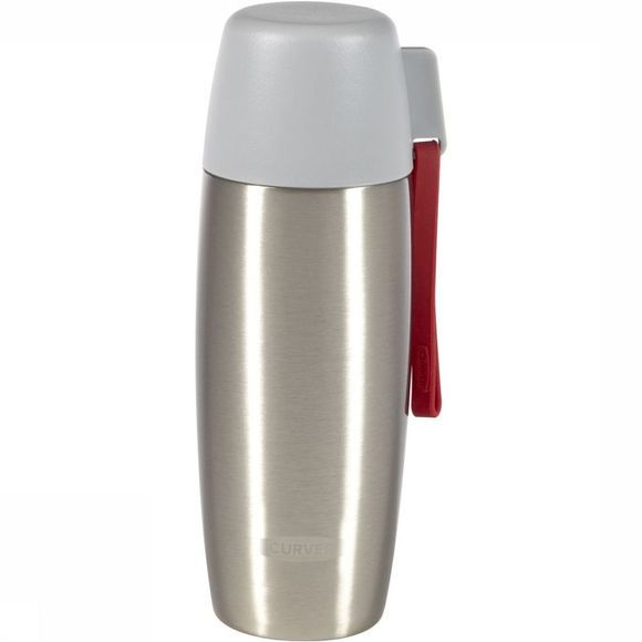 Curver Isolation Bottle Goflask light grey/red